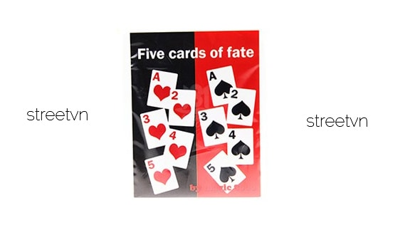 Five card of fate