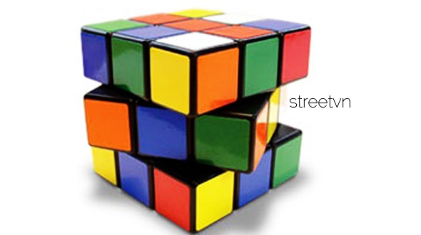 Rubik Cube Magic