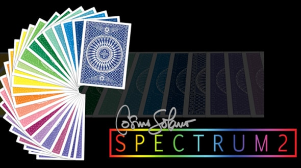 Spectrum Tally Ho Deck
