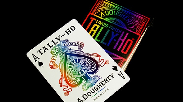 Spectrum Tally Ho Deck3