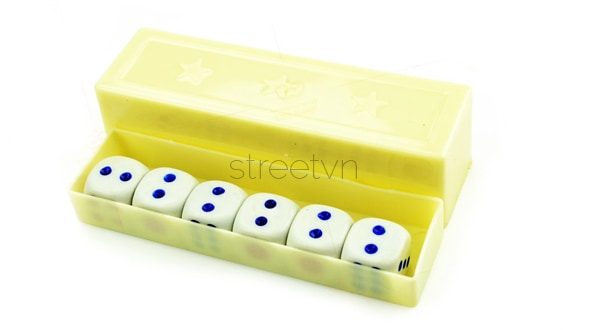 6 Dice Prediction