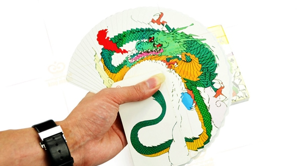 Dragon Fanning