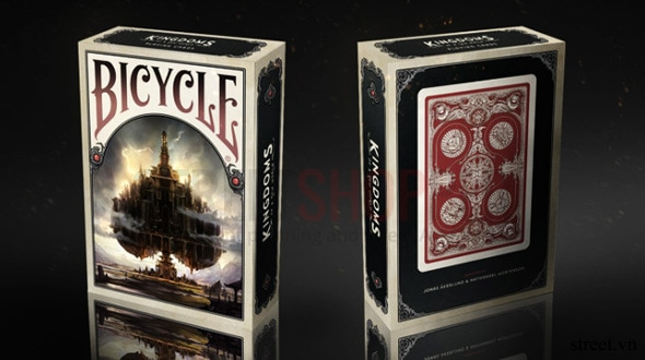 Bicycle Kingdoms