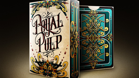 Royal Pulp Green