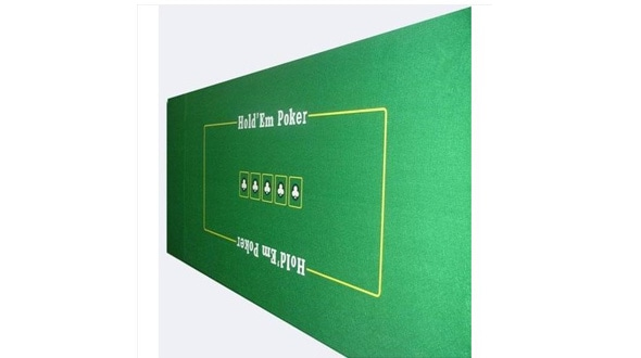 Cheap Poker Pad